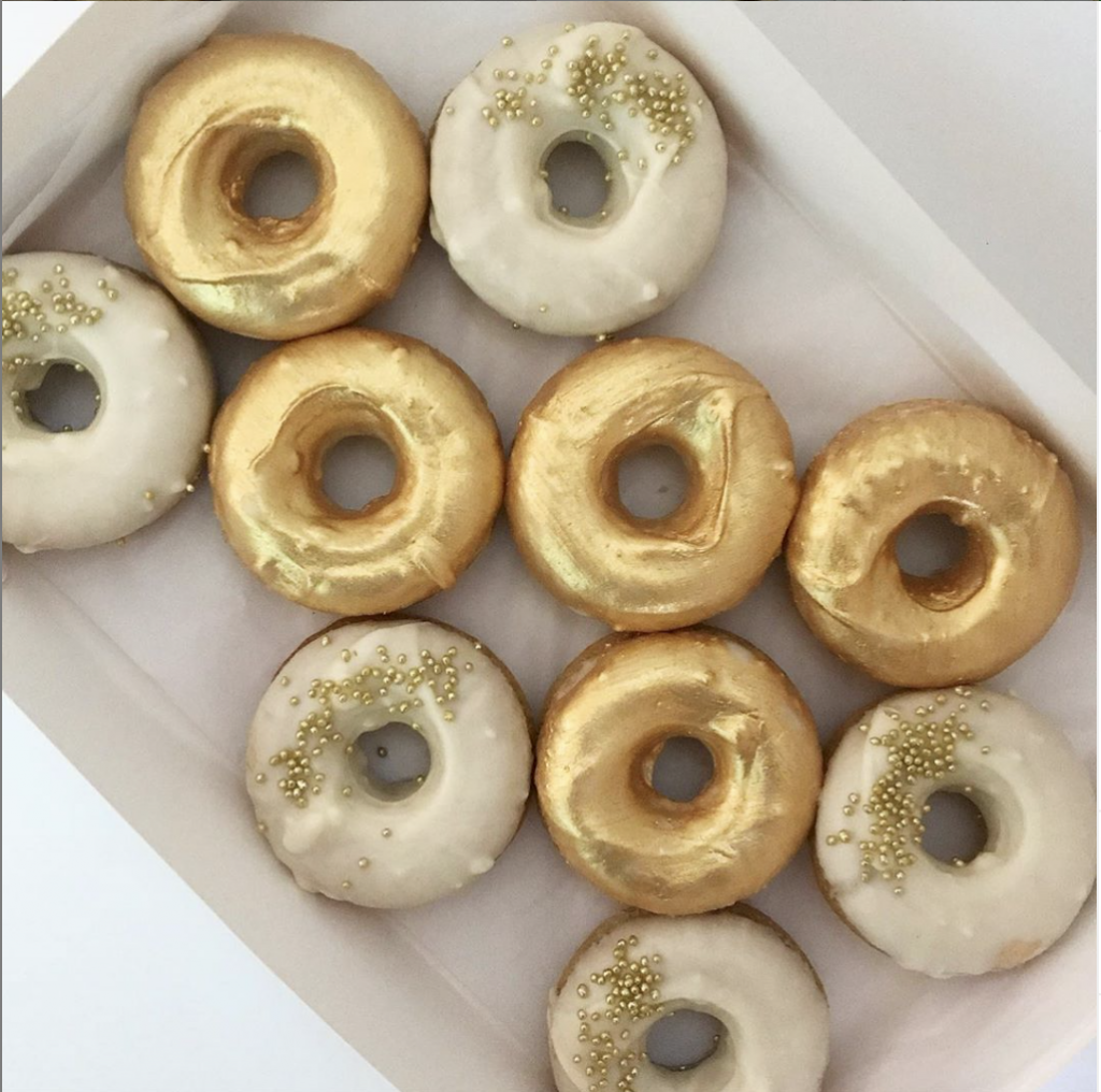 Wedding Donuts - Sweetly Baked Perth
